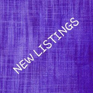 Accessories - At least three new listings every day!!
